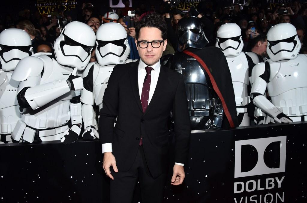 J.J. Abrams, director de 'Star Wars: Episode VII. The Force Awakens'.
