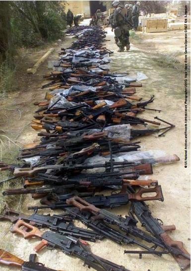 armas irak amnistia internacional