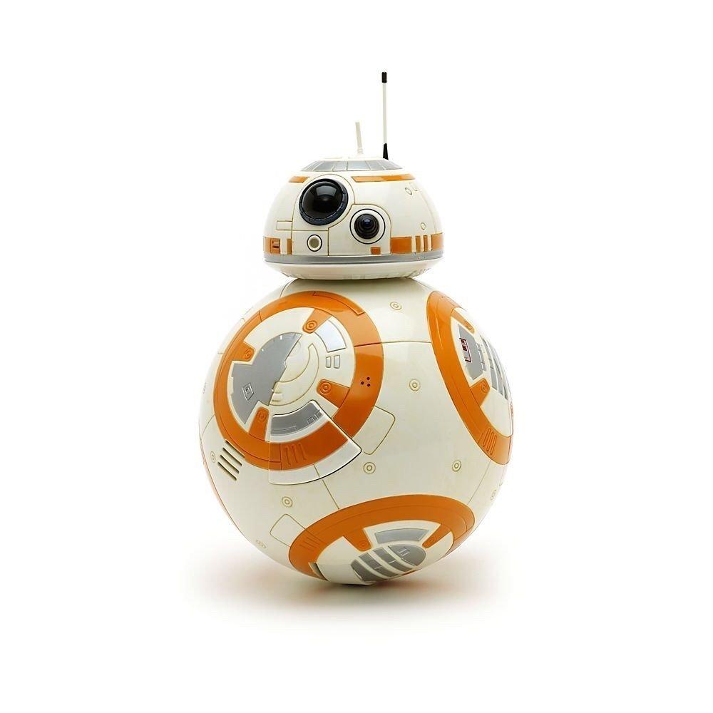 El BB8 será uno de los juguetes de estas fiestas.
