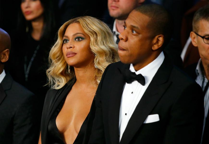 Beyonce Jay Z boxeo canelo