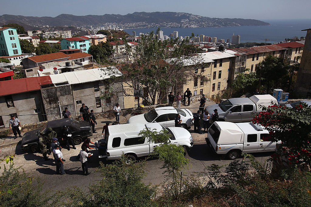 La violencia del narcotráfico resurge en Acapulco.