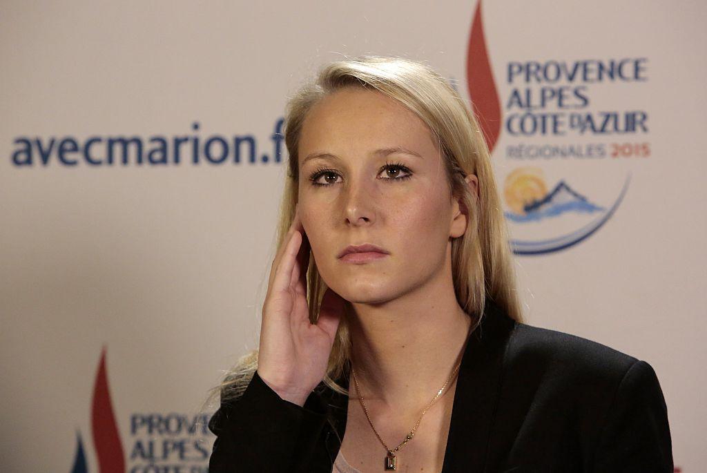 Marion Maréchal Le Pen fue elegida en 2012 como la parlamentaria más joven de la historia de Francia.