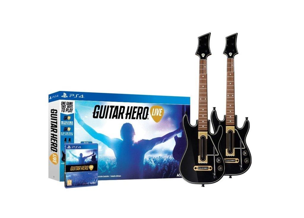 Guitar Hero Live presenta novedades con respecto a ediciones previas.