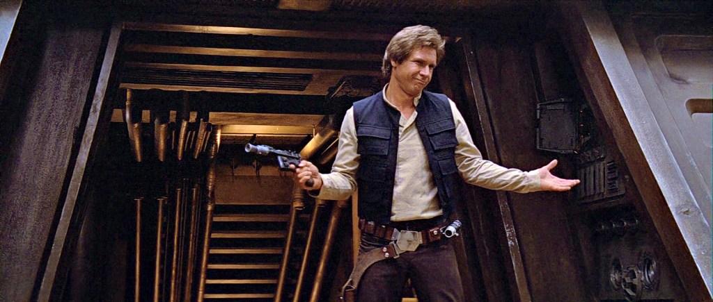 'Star Wars Anthology: Han Solo' seguirá al famoso personaje interpretado por Harrison Ford en sus tiempos jóvenes.