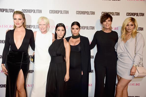 Kardashian Jenner clan