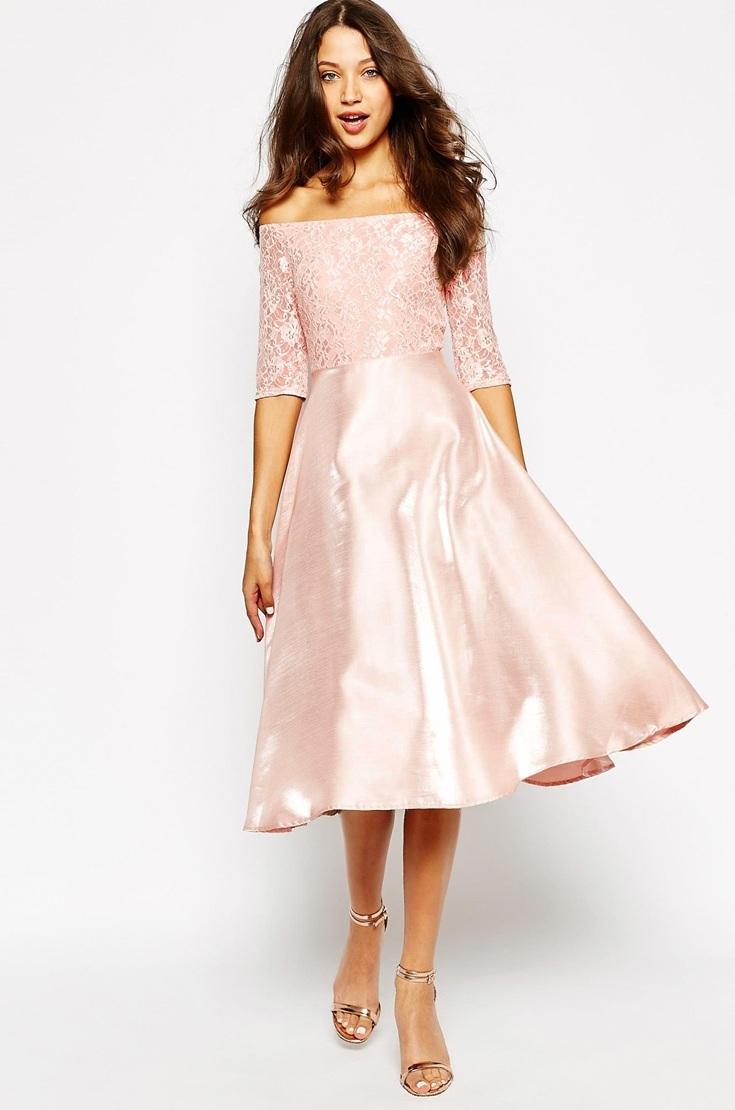 Los vestidos diseñados en rosado cuarzo serán lo 'in' en el 2016.