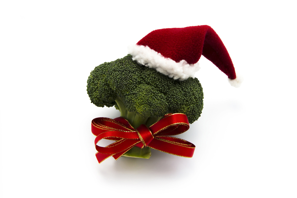 verduras navidad