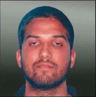 Syed Razwin Farook, de 28 años.