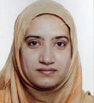 Tashfeen Malik, de 27 años.