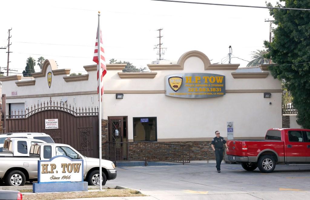 La empresa buscaba seguir lucrando con el decomiso de autos en la ciudad de Huntington Park. /AURELIA VENTURA