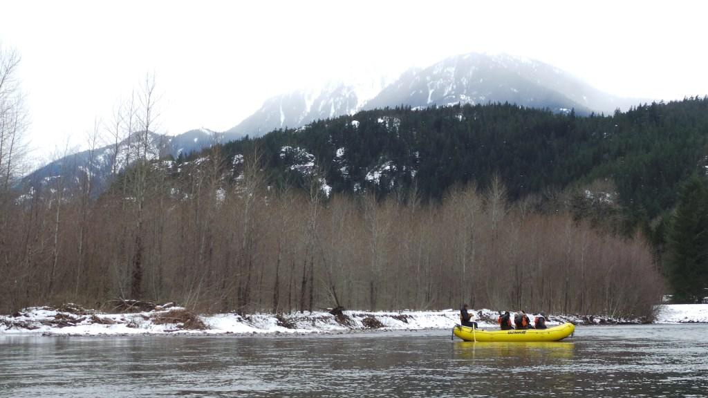 A solo 45 minutos al norte de Vancouver está el pueblo de Squamish, una belleza exquisita.