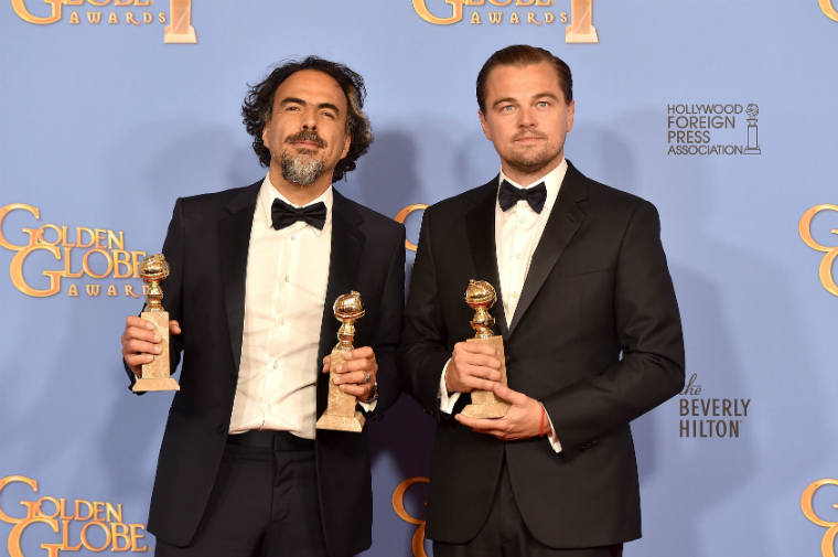 """The Revenant""· se llevó los premios a"