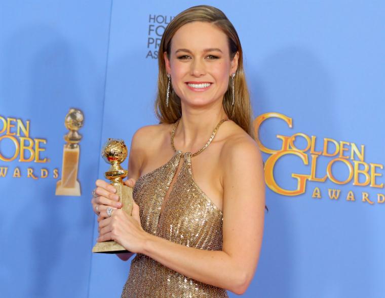 """Su interpretación en la película """"Room"""" le ha valido su primer Golden Globe y nominaciones en prácticamente todos los premios de cine internacional que se celebran este año."""