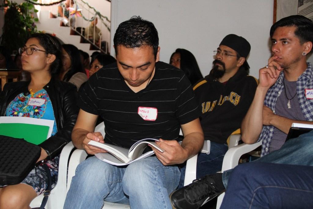 Una cátedra para dreamers en Cuernavaca.