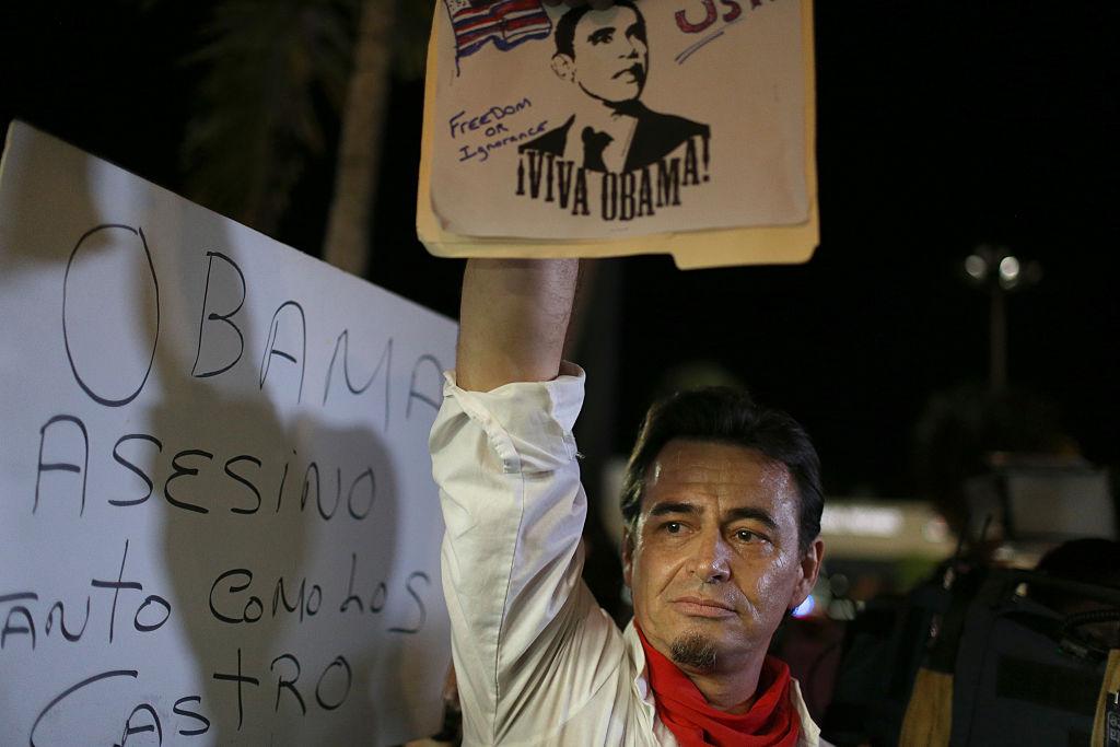 El perfil de la comunidad cubanoestadounidense de Miami está cambiando. Foto: Getty Images