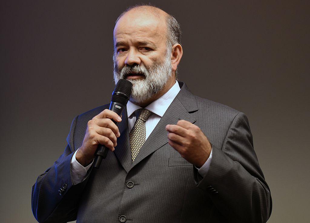 João Vaccari, extesorero del PT, es otro condenado en el escándalo. Foto: Getty