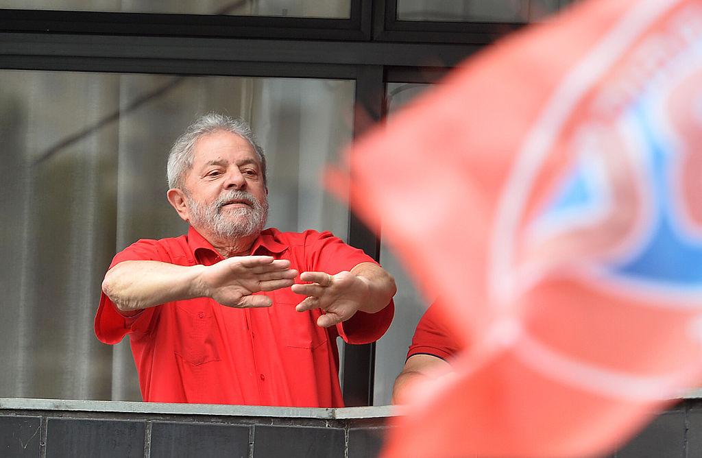 "Lula: el expresidente brasileño pasó a ser investigado en la causa gigantesca de sobornos conocida como ""Lava Jato"". Foto: Getty"