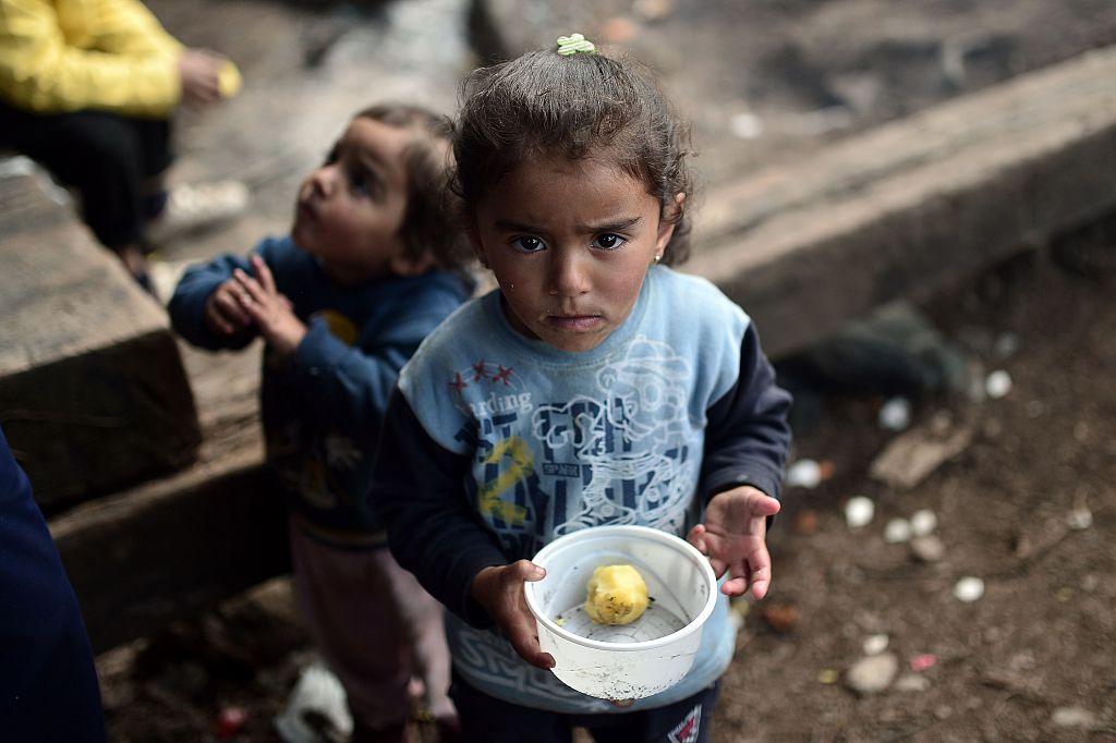 Cada día llegan alrededor de dos mil migrantes a Grecia desde Turquía. Foto: Getty Images