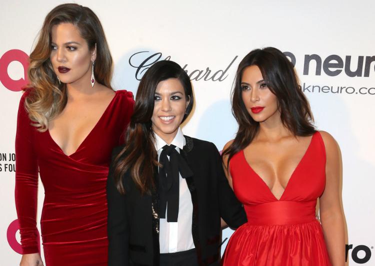 Khloe Kourtney Kim Kardashians