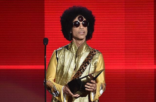 Prince es uno de los cantantes más respetados y admirados de Estados Unidos.