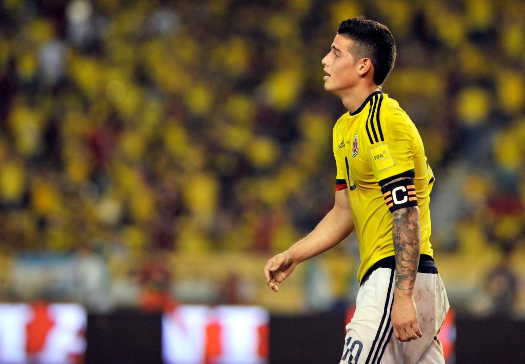 James Rodriguez ha estado muy lejos del jugador que ganó la Bota de Oro y consiguió el Mejor Gol en el pasado Mundial / Getty Images