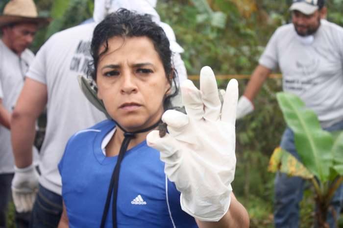 Los hallazgos de restos humanos fueron descartados en un inicio por la Fiscalía de Veracruz, posteriormente reculó.