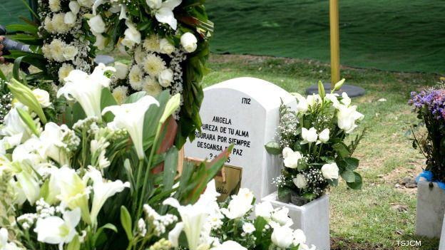 """""""Desde la tumba Ángela espera el castigo a su asesino"""": presidente del TSJCM."""