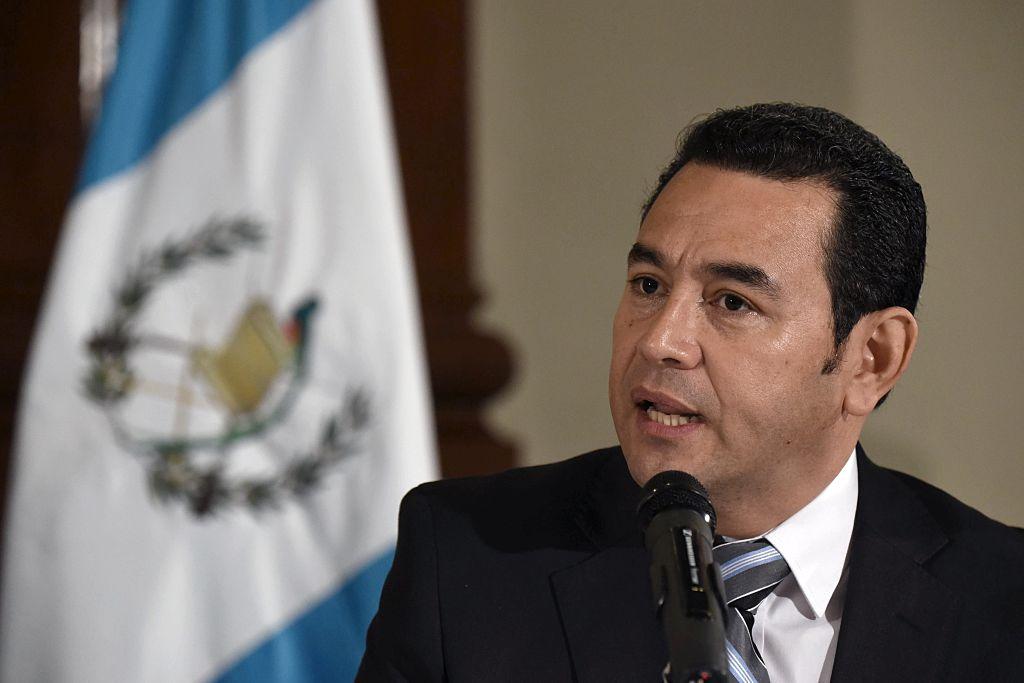 GUATEMALA-ELECTION-AFTERMATH-MORALES