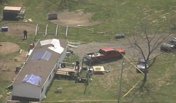 Ocho miembros de una familia fueron asesinados con disparos en la cabeza en Ohio.