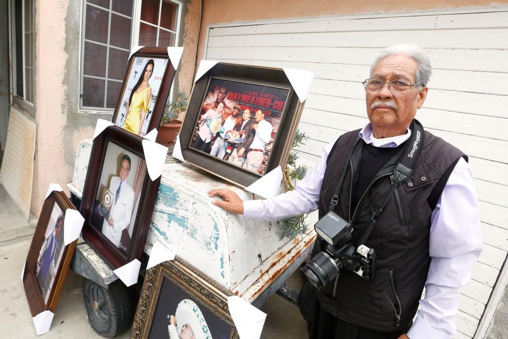 05/16/16/LOS ANGELES/ Amigos de Fotógrafo Mario Aguilar, están recabando fondos para apoyar el tratamiento de cáncer de Mario. El dinero recabado será entregado a la Institución donde Mario esta recibiendo sus tratamientos. (Foto Aurelia Ventura/ La Opinion)
