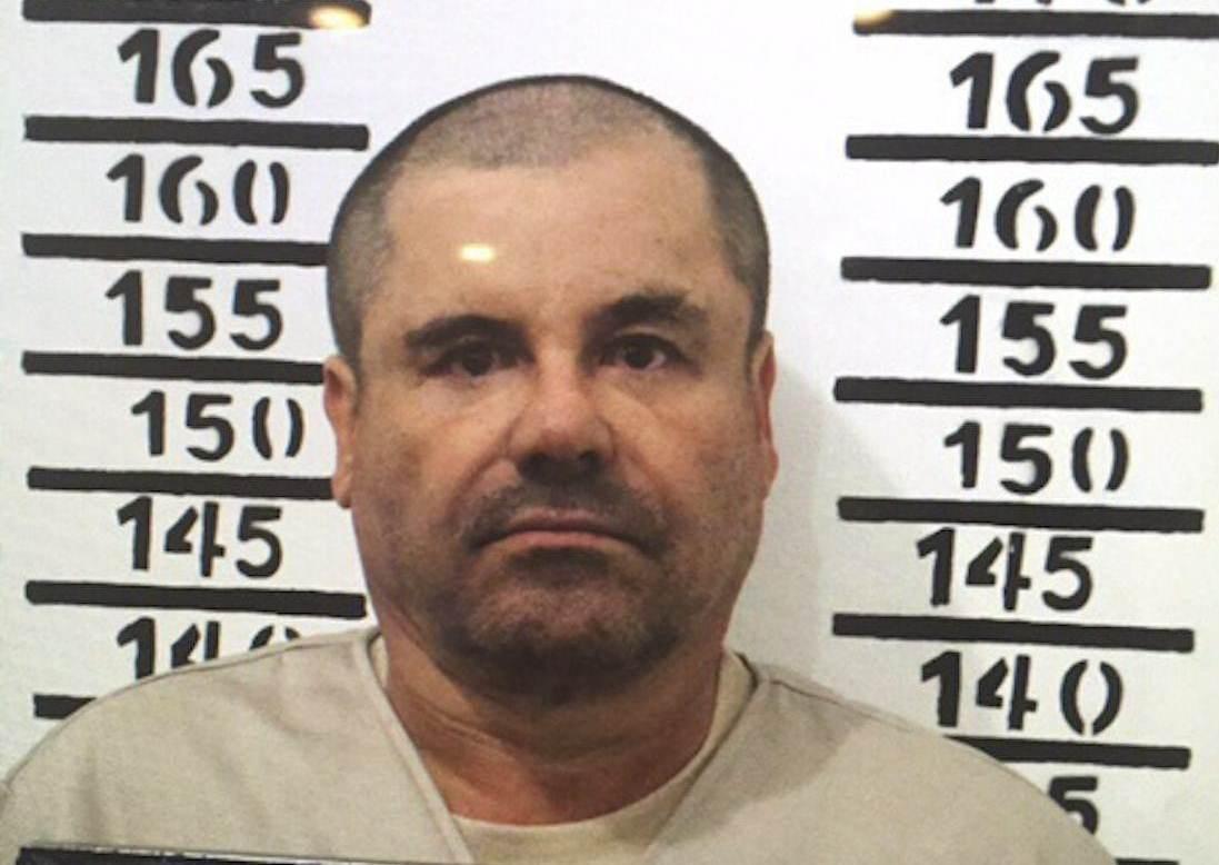 El Chapo fue trasladado a un penal federal de Ciudad Juárez, en Chihuahua.