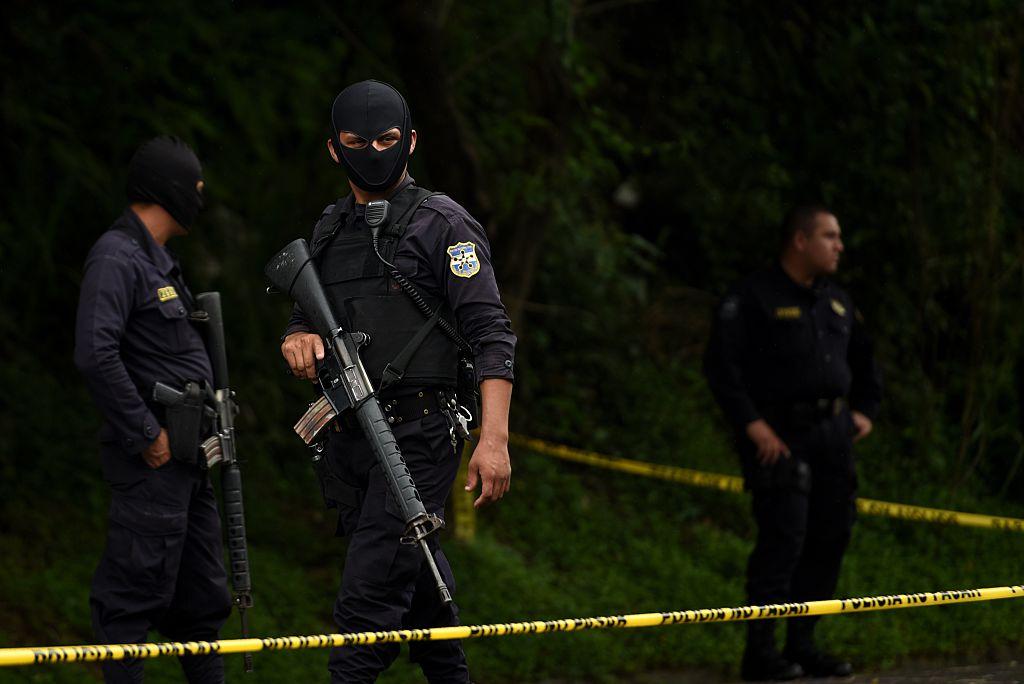 Las altas tasas de homicidio del norte de Centroamérica tienen mucho que ver con las maras.