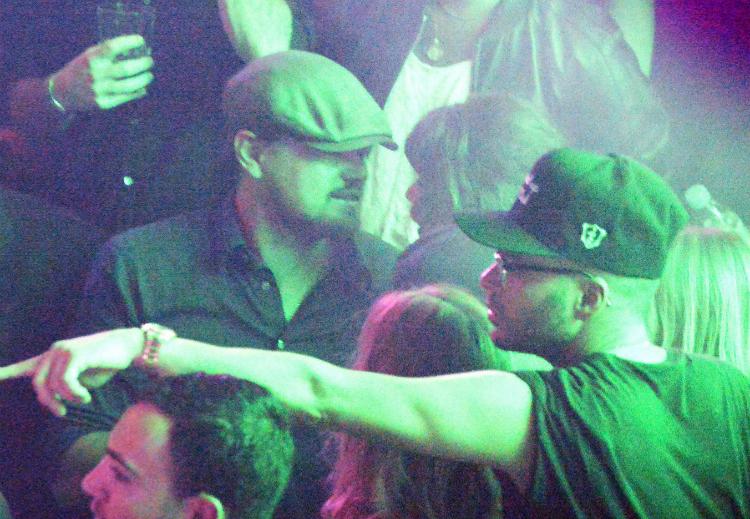 Gotha Club Leonardo DiCaprio