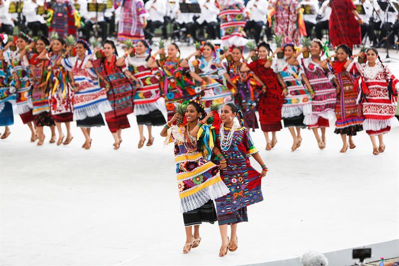 El principal evento artístico y cultural de Oaxaca.