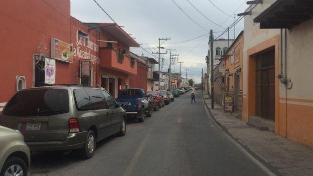 En la cabecera municipal viven unas 1.300 personas.