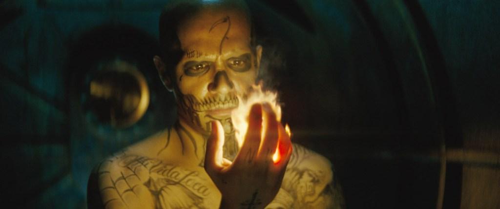 Jay Hernández es Diablo en Suicide Squad.