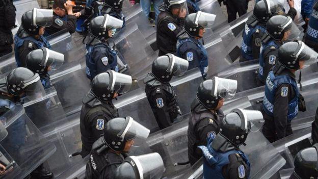 En Ciudad de México aumentó la inseguridad en los últimos meses.