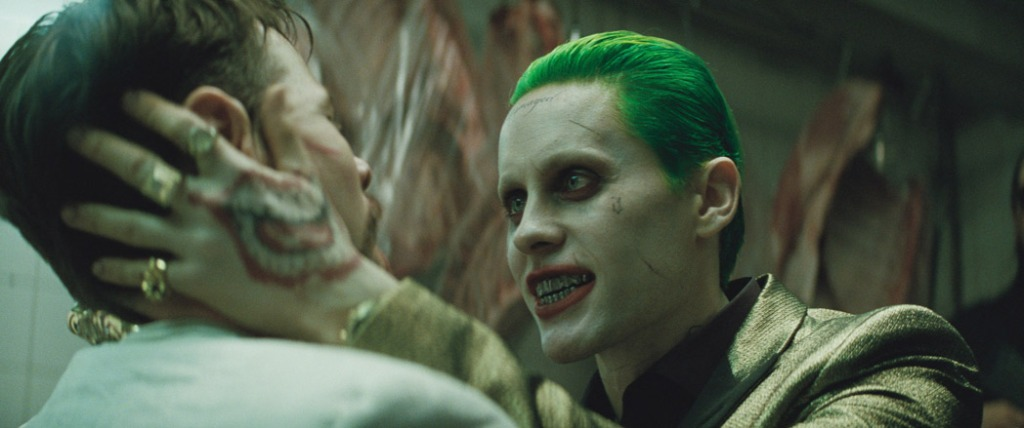 Jared Leto interpreta a The Joker.