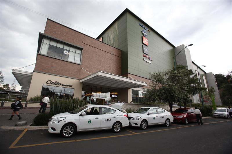 Oficinas de IBM en la ciudad de Mexico