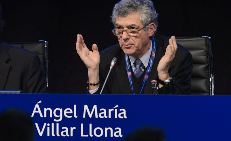 Angel Maria del Villar