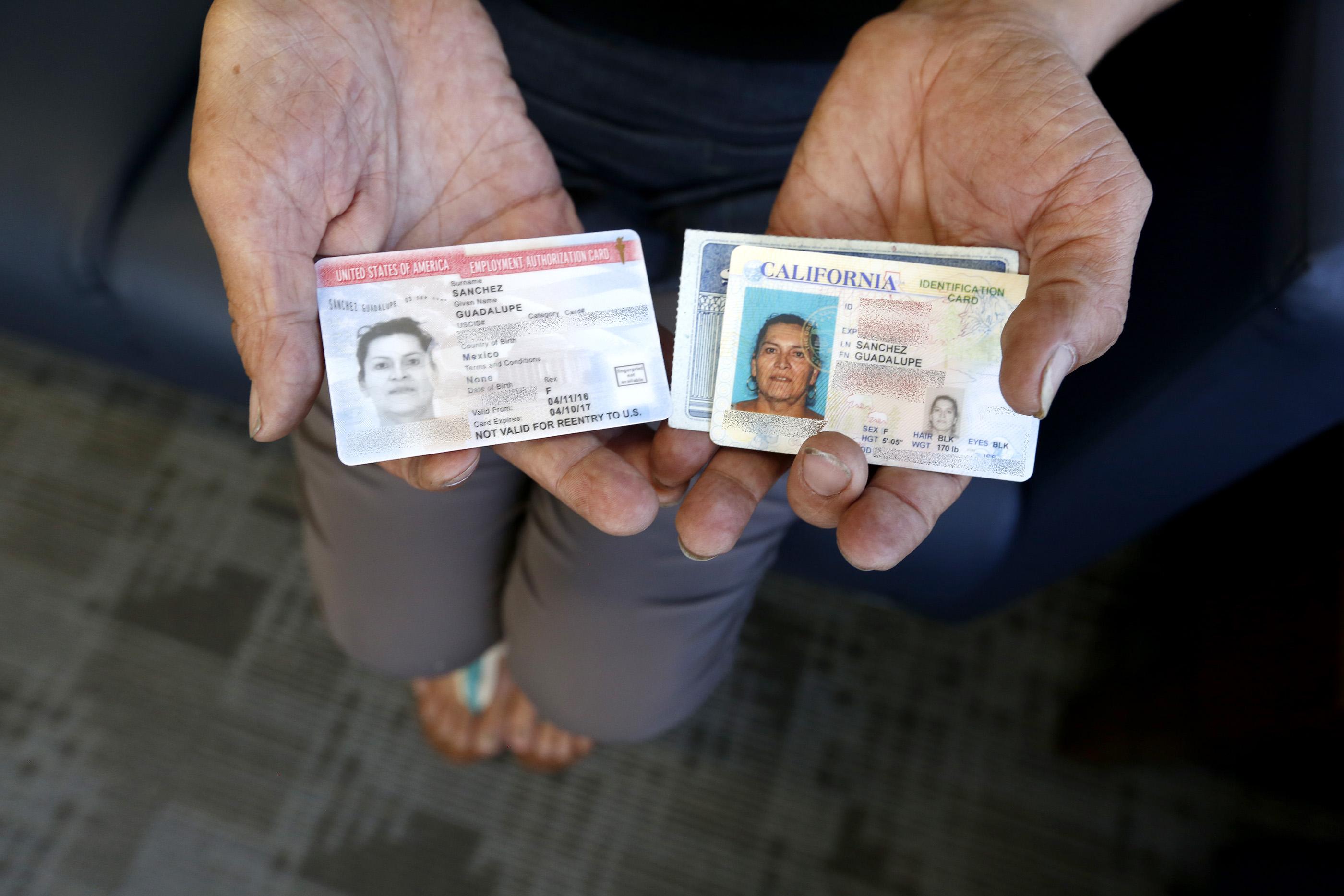 09/21/16/ LOS ANGELES/Transgendered woman Guadalupe Sanchez (Photo Aurelia Ventura/ La Opinion)