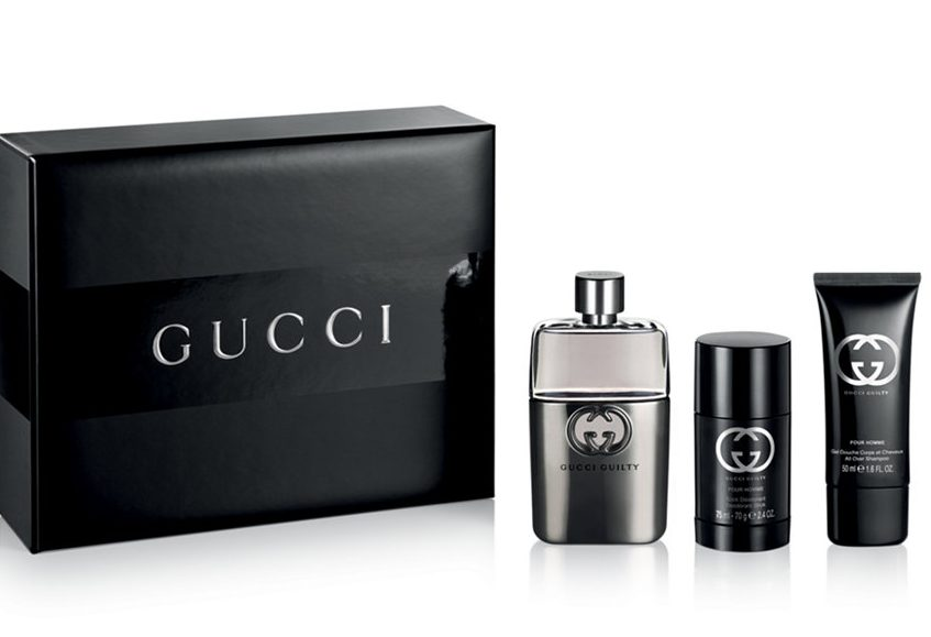 Estuche Gucci Guilty Black