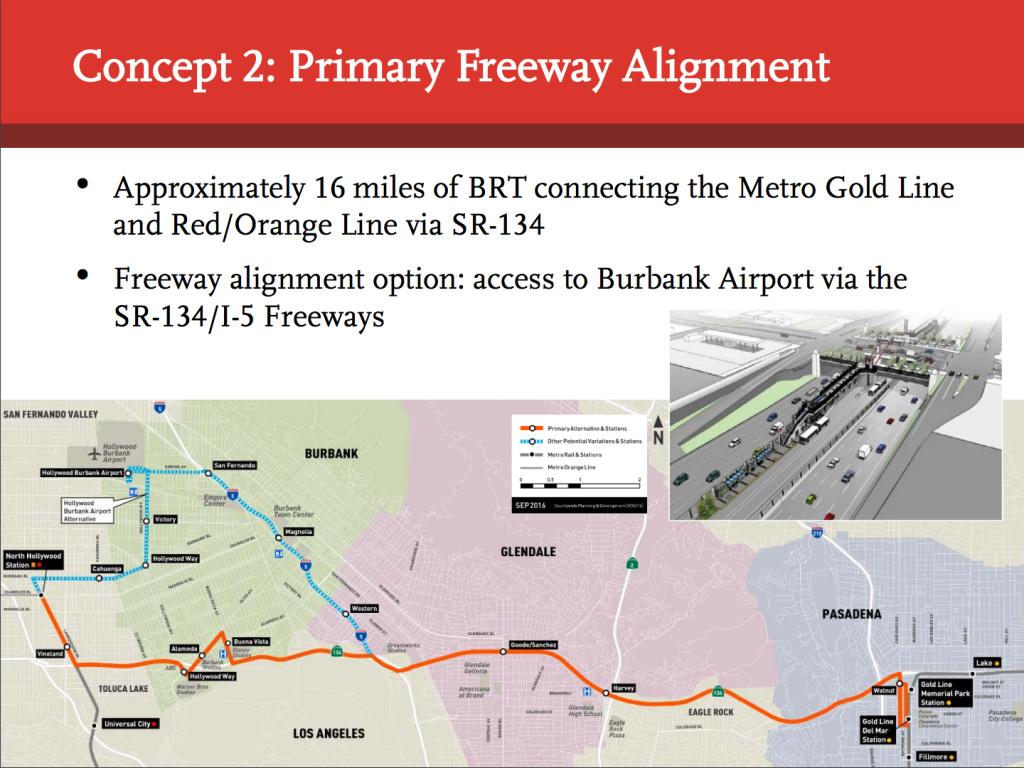 Propuesta 2 (Foto: LA Metro Authority)