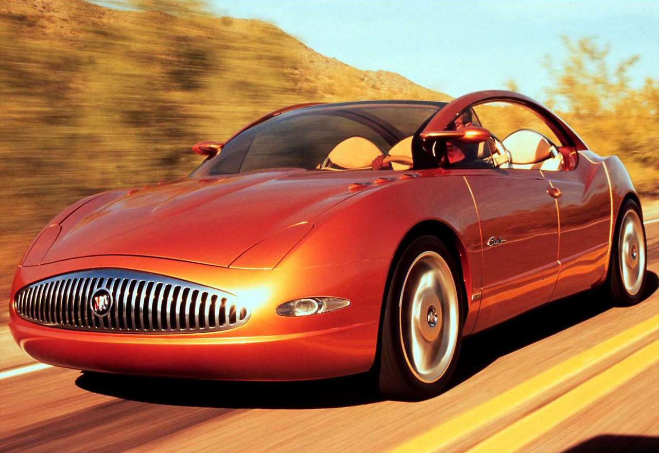 Buick Cielo Concept (1999)