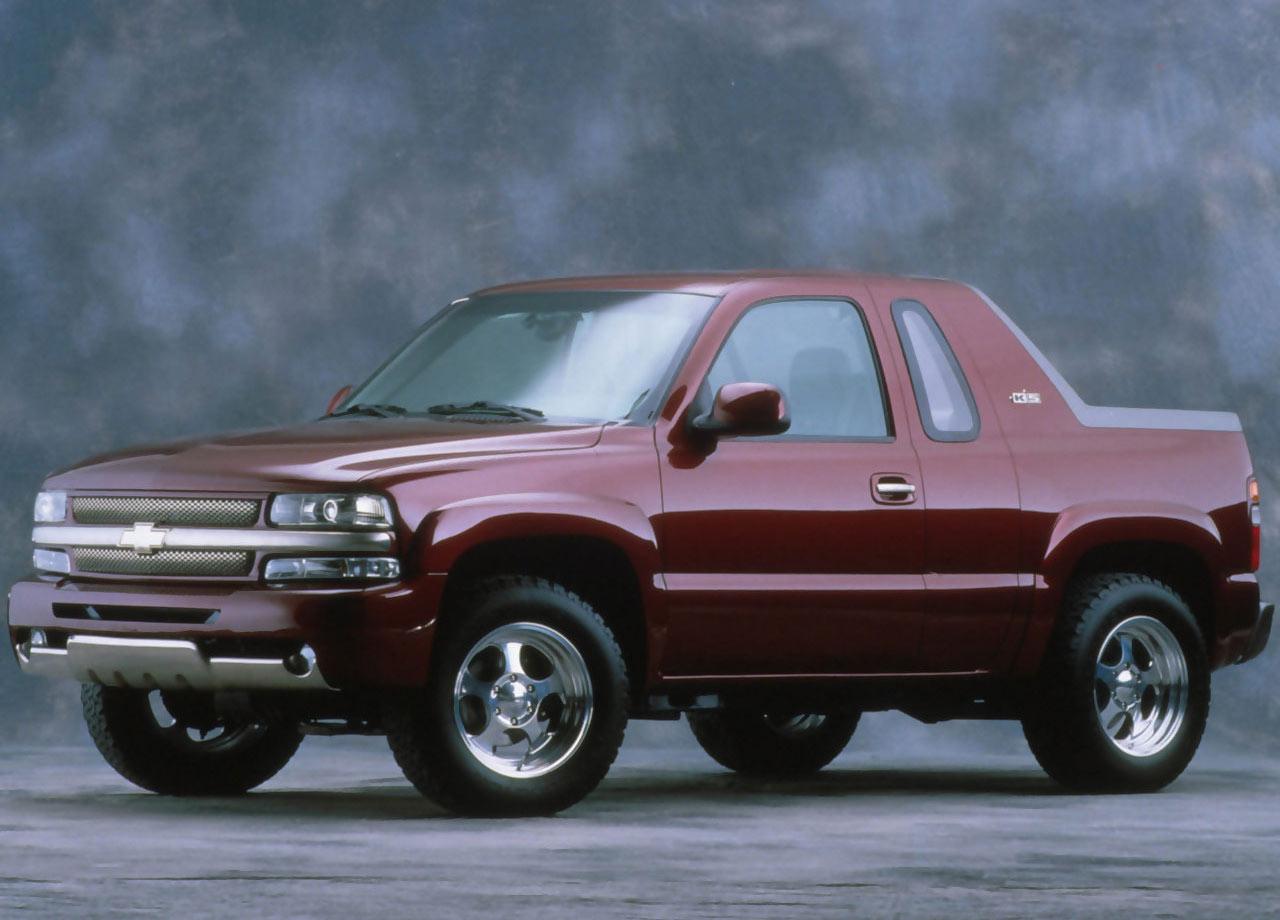 Chevrolet K5 Concept (2001)