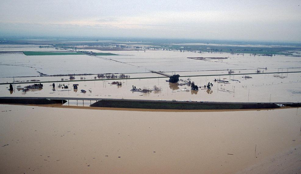 (Foto: Dale Kolke/California Department of Water Resources)