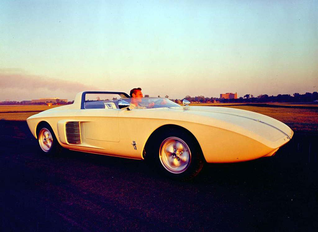 Ford Mustang Roadster Concept (1962)
