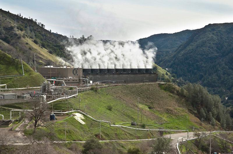 The Geysers es el campo geotérmico más grande del mundo. (Foto: Cortesía/Gobierno de California)