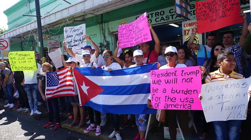 Cubanos en México