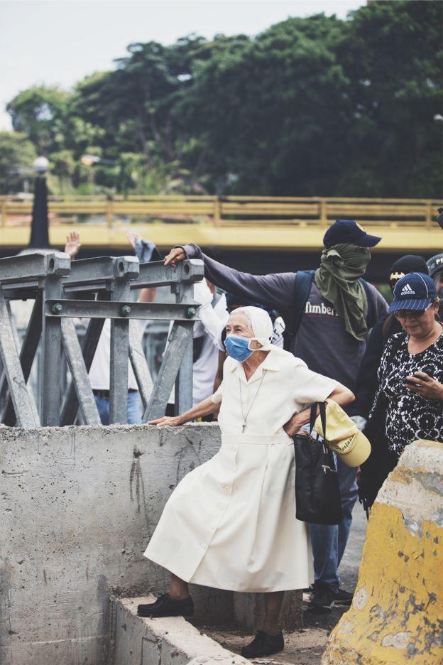Venezuela monja